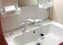 据え置き型洗面化粧台の特徴